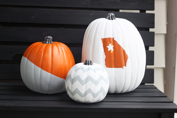 No Carve Painted Pumpkins Taryn Williford