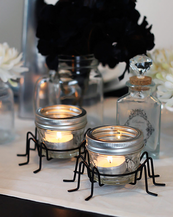 Spider Votives