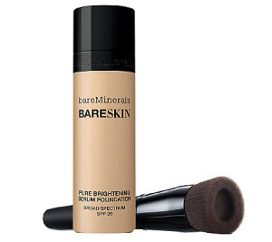 Summer Essentials: Bare Minerals Bare Skin Foundation with SPF