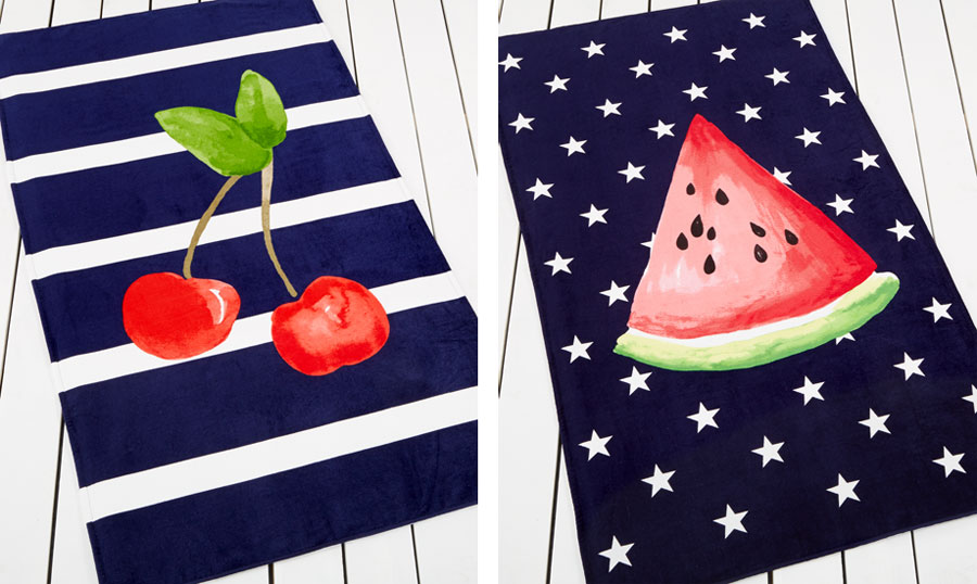 Martha Stewart Beach Towels