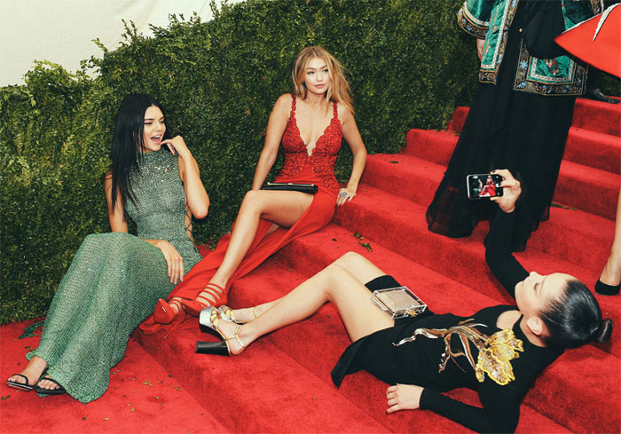 Social Media at the 2015 Met Gala