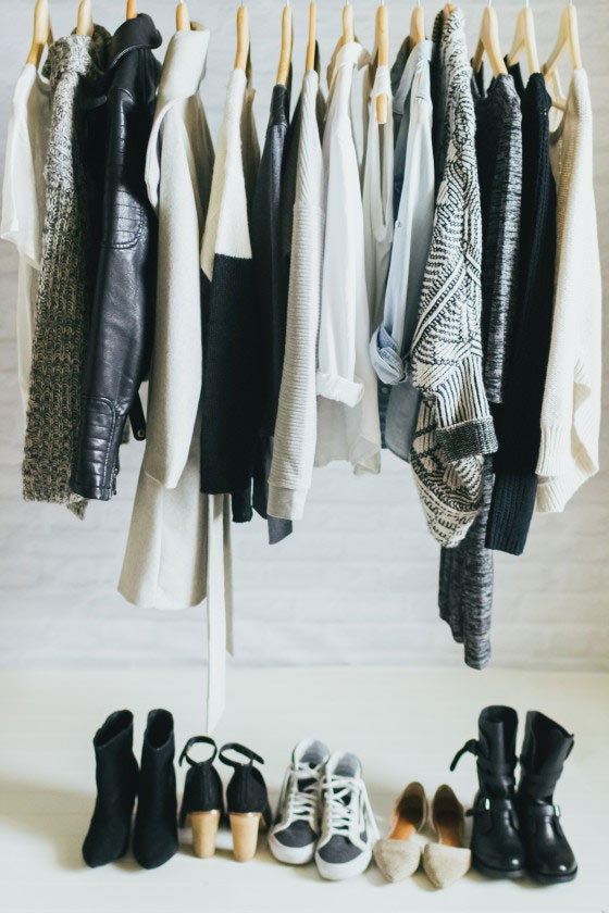 How to Save Money with a Capsule Wardrobe