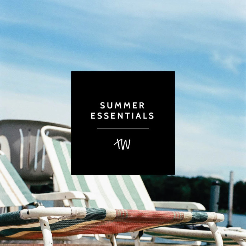 My Summer Entertaining Essentials