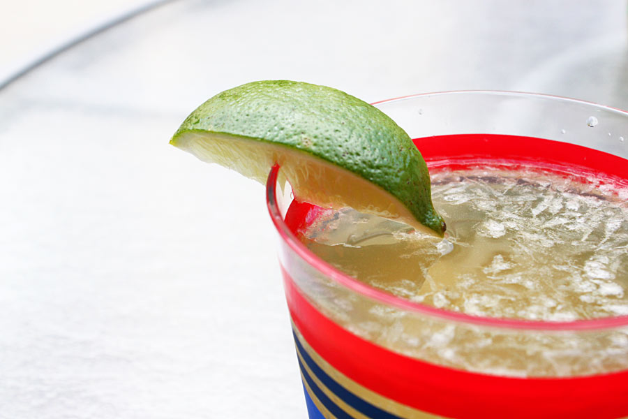 Slushy Beer Margaritas Recipe for a Day at the Pool