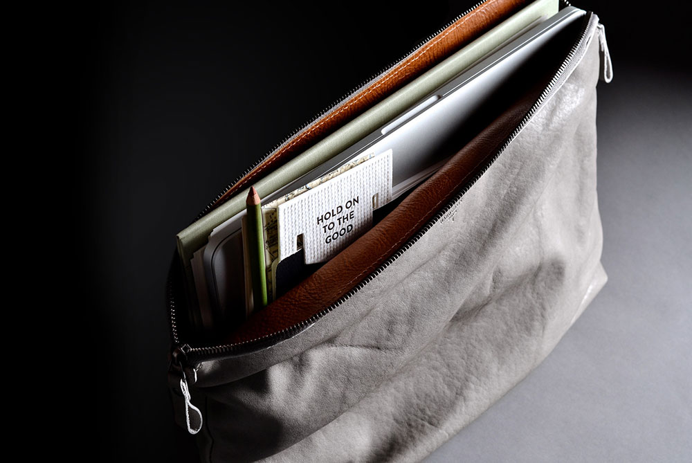 Hard Graft Leather Ad-Lib Folio Case